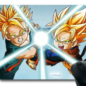 Alfombrilla Trunks Goten Kame Hame