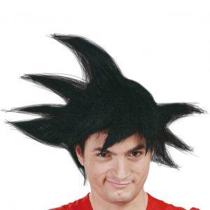 Peluca de Son Goku