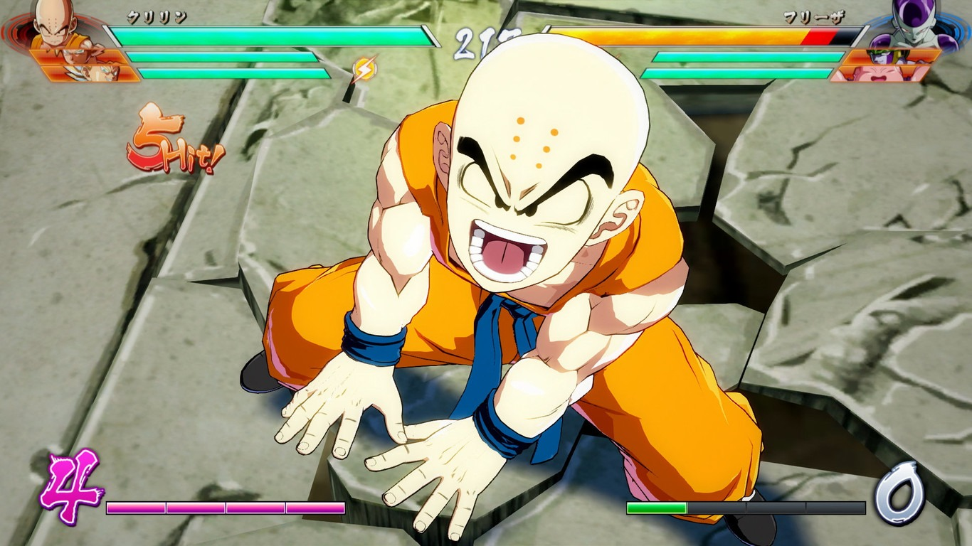 Krilin FighterZ