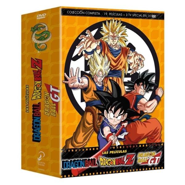 Sagas de Goku