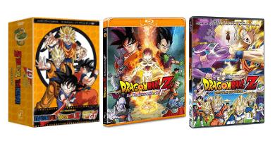 Películas de Goku