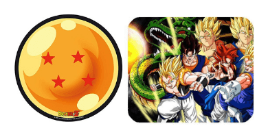 Gamepad Dragon Ball