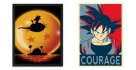 Posters de Goku