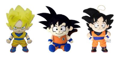 Peluches de Goku