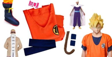 Disfraces Dragon Ball Amazon