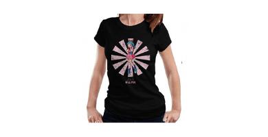 Camisetas de Bulma La tostadora