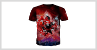 Camiseta Jiren Dragon Ball Super
