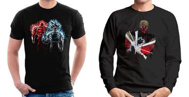 Camisetas de Jiren La Tostadora