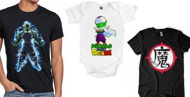 Camisetas de Piccolo La Tostadora