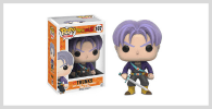 Funko Pop figura trunks