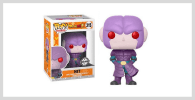Funko Pop de Hit exclusivo