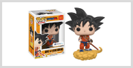 Funko pop de Goku nimbus