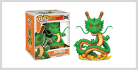 Funko Pop del dragón shenron original