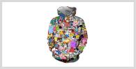 Sudaderas Anime Amazon Ebay AliExpress Mercadolibre Milanuncios
