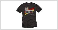 Camisetas Nintendo negra Amazon Ebay Mercadolibre Rakuten AliExpress Milanuncios