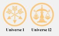 Universos 1, 12