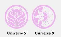 Universo 5 y 8