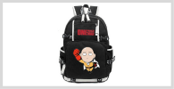 Mochilas One Punch Man Amazon AliExpress Ebay Mercadolibre Visto en Pantalla Kurogami Redbubble