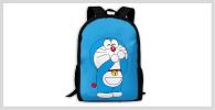 Mochilas Doraemon Amazon AliExpress Ebay Mercadolibre Visto en Pantalla Kurogami Redbubble