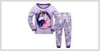 Pijamas de unicornio cosplay original Amazon AliExpress Ebay Mercadolibre H&M Kiabi El Corte Ingles
