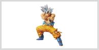 Figuras de Son Goku Ultra Instinto o Instinct - La doctrina egoista - Migatte no Gokui Kame Hame