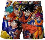 Pantalones Bañador Short Dragon Ball Amazon